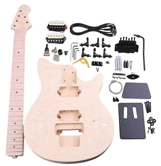 Yibuy 組み立てギター