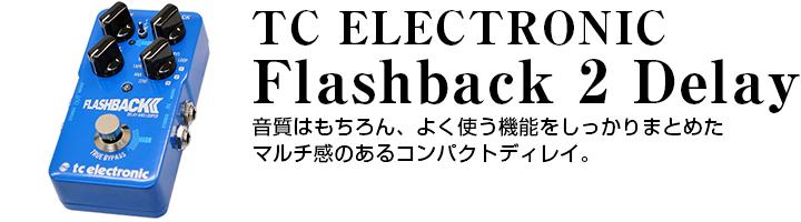 TC ELECTRONIC FLASH BACK